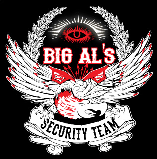Big Als Security Team Logo